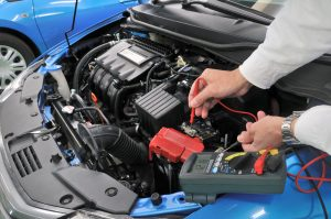 electrical fault diagnosis