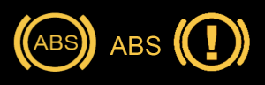 ABS light icons