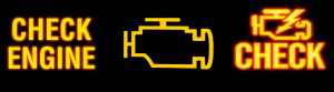 Check Engine indicators
