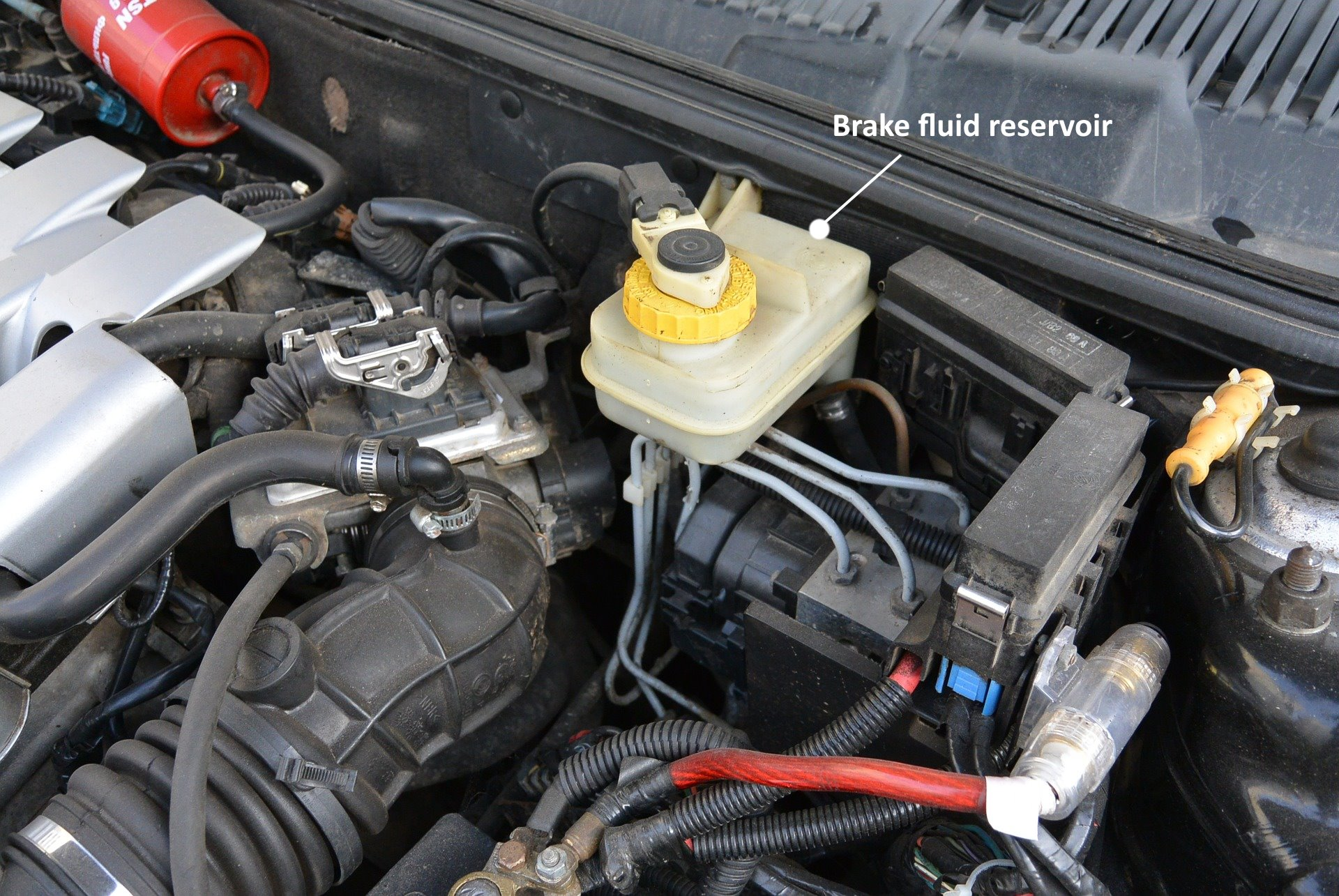 brake fluid replacement  u2013 why is it important