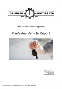 Pre Sales Report