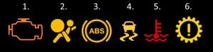 Dashboard Warning Light Diagnostics