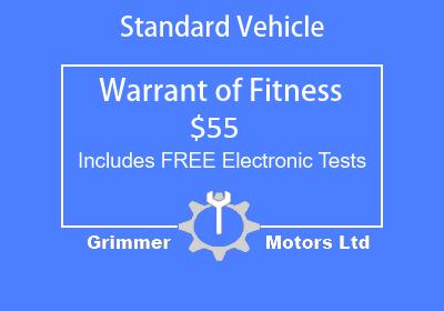 standard-vehicle-wof