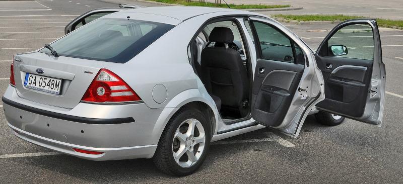 Open car doors