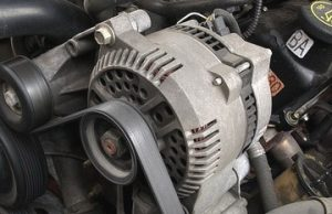 Alternator Not charging Battery – Inspection & Repairs
