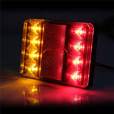 LED light for trailer