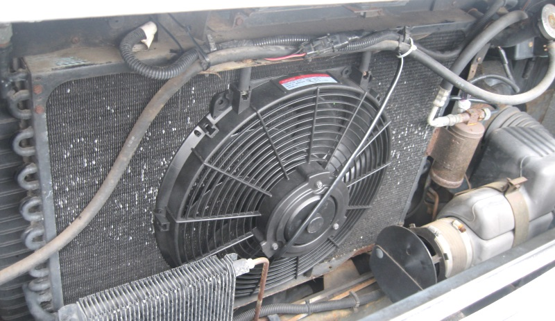 Car Radiator Fan Repair Hamilton