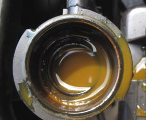 Oil In Coolant >> Water Coolant Mixed With Oil Flush Repair Grimmer