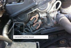 Camshaft position sensor