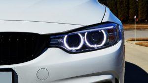 New car daytime running lights Hamilton