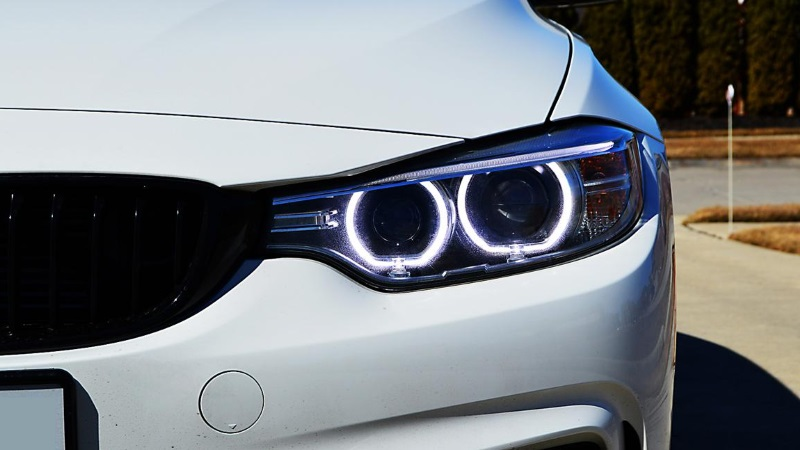 New car daytime running lights Hamilton