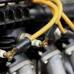 Car high tension lead replacement Hamilton