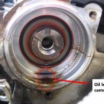 Camshaft seal replacement Hamilton