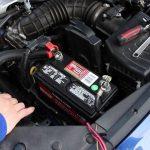 Car battery not charging Hamilton