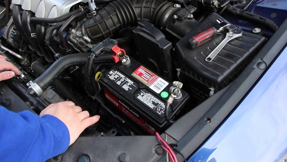 Car battery not charging Hamilton