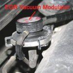 New EGR vacuum modulator in Hamilton