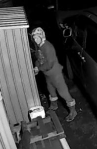 $100 Cash Reward for Help Catching Thieves!