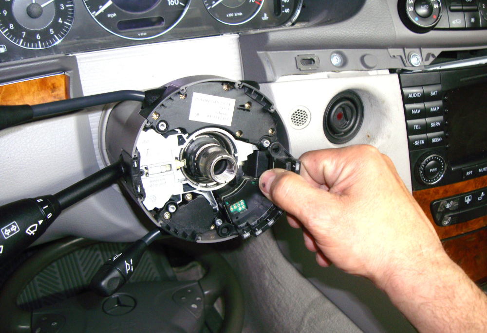 Steering Angle Sensor Calibration & Replacement in Hamilton