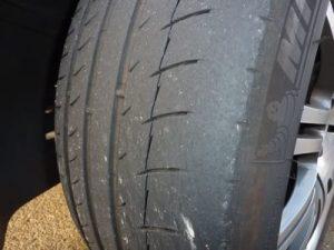 Uneven tyre wear repairs Hamilton