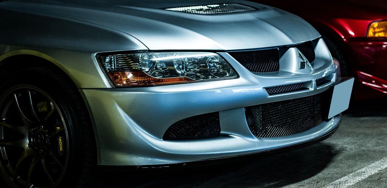 Mitsubishi repairs Hamilton