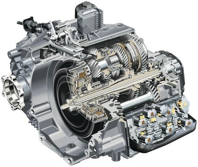 New auto gearbox Hamilton