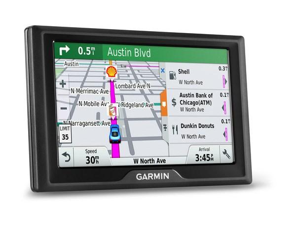 New GPS units Hamilton