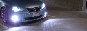 Car HID lights Hamilton