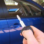 Car power lock system