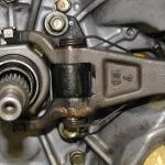 clutch-fork-in-gearbox