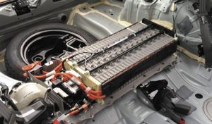 Hybrid Battery In the Car