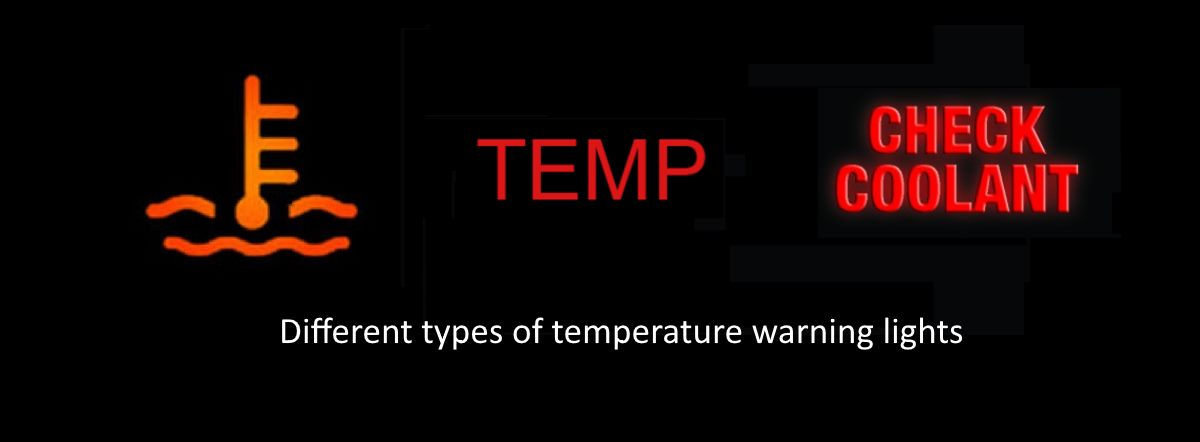 Temperature warning light Hamilton NZ