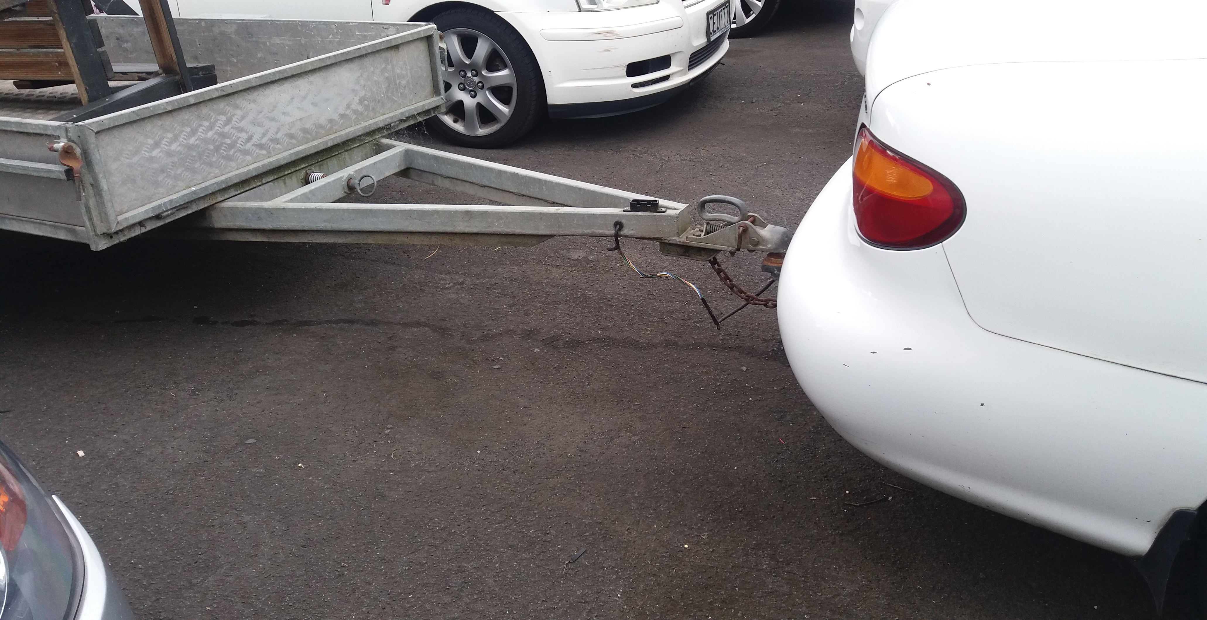 Towbar Trailer