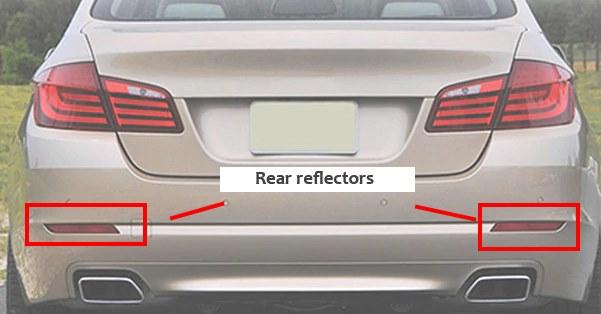 Car reflector repair Hamilton NZ