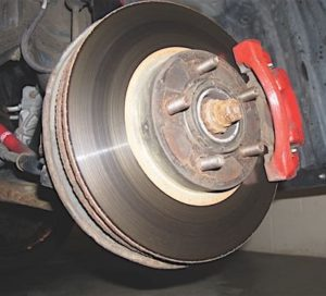 Repairs for dirty brake pads in Hamilton NZ