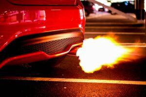 Car-Backfire