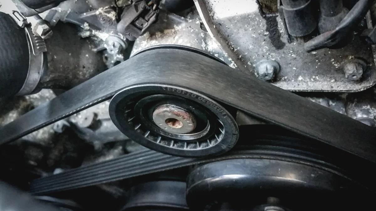 Drive belt repairs Hamilton