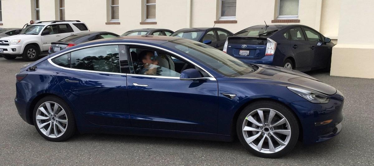 Tesla Model 3 NZ