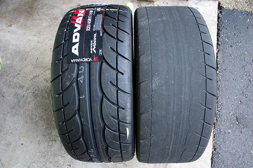 Worn tyre repairs Hamilton