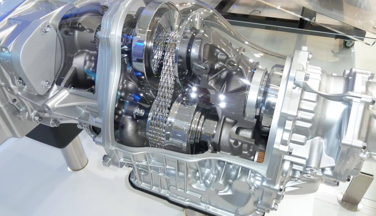 CVT transmisison oil change Hamilton