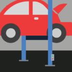 Repairing vehicles