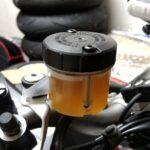 Dirty Brake Fluid Replacement Service Hamilton