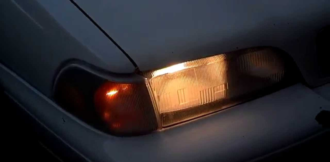 Dim headlight repairs Hamilton