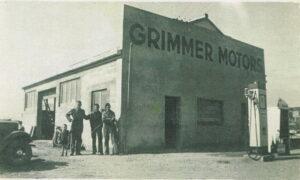 Grimmer Motors in 1934