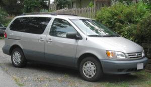 Toyota Sienna 2009 Wikimedia commons
