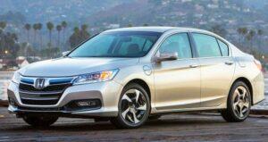 Honda Accord Hybrid Sedan 2014