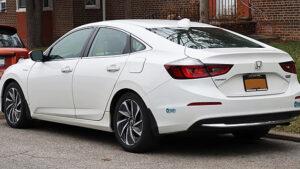 Honda Insight 2020 wikimedia commons