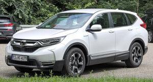 Honda CR-V Hybrid 2020 Wikimedia commons