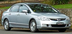 Honda Civic Hybrid wikimedia
