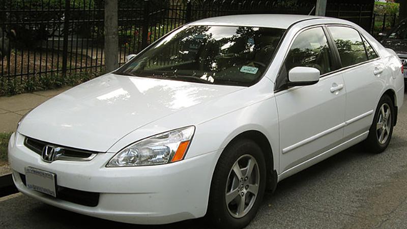 Honda Accord Hybrid 2005