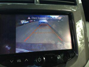 Reversing Camera Display